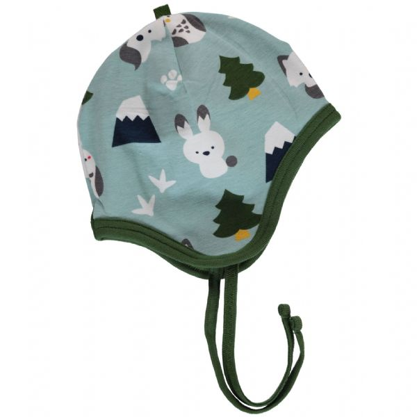 Maxomorra Helmet Hat Winter World